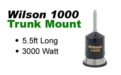 Wilson 1000 Trunk Mount Antenna 900803 880-900803B