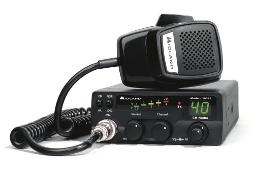 Midland 1001Z Miniature Mobile CB Radio