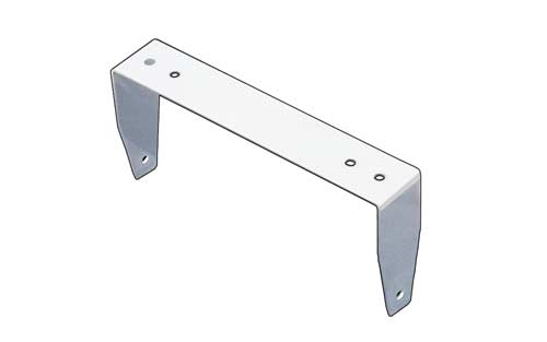 Extended Stainless Steel Mounting Bracket for Cobra 29 Uniden 78