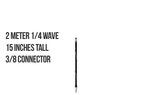 Firestik 2M15B 2 Meter Antenna