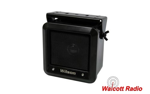 Wilson Electronics 305600 Black Steel CB External Speaker