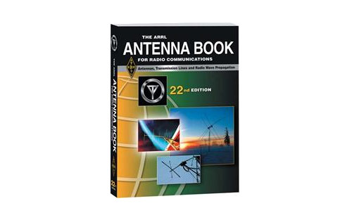 The ARRL Antenna Book 22nd Edition 6948