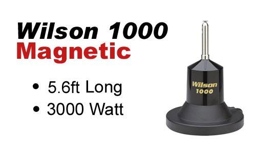 Wilson 1000 Magnet Mount Antenna 900800 880-900800B