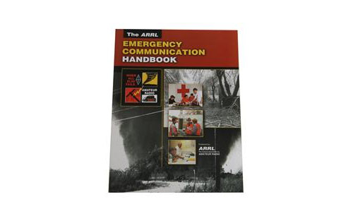 ARRL 9388 Emergency Communication Handbook