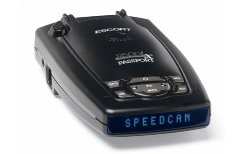 Escort 9500IX High Performance Radar / Laser Detector