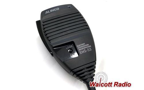 Alinco EMS-53 8-Pin Condenser Microphone