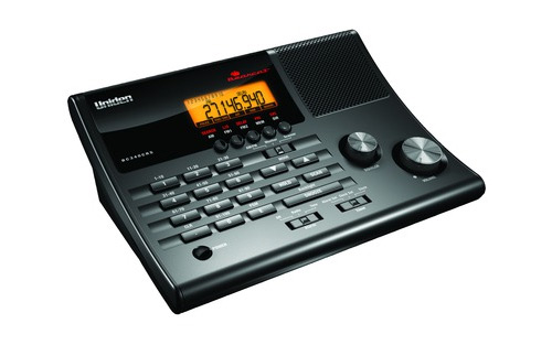 Uniden BC345CRS 500 Channel Scanner W. Alarm and AM/FM