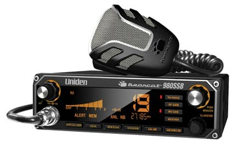 Uniden BC980 CB Radio w/ SSB Single Side Band