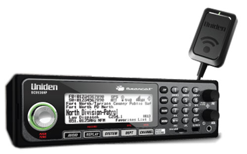 Uniden BCD536HP Digital Mobile / Base Scanner