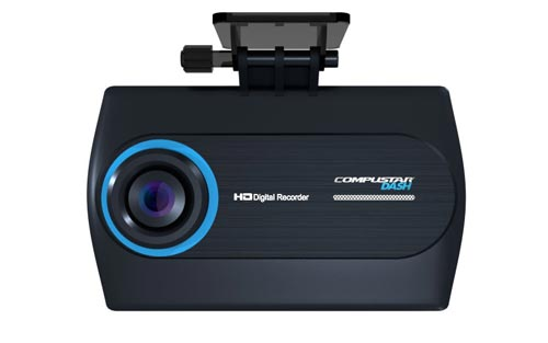 Compustar DASH CD3200 Dash Cam with Two Cameras High Definition Video