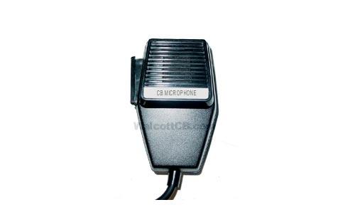 Dynamic 4-Pin CB Microphone