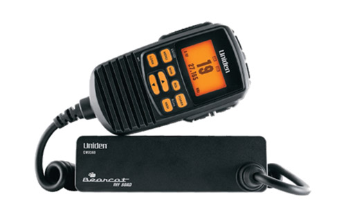 Uniden CMX560 Off-Road Compact CB Radio with Modern Sleek Design and Features