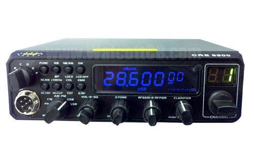 CRE 8900 10 Meter Mobile Transciever - Computer Programmable