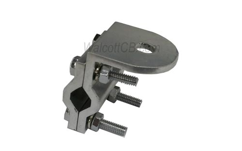 CRM1A Standard 4-Bolt CB Antenna Mirror Bracket (no stud)