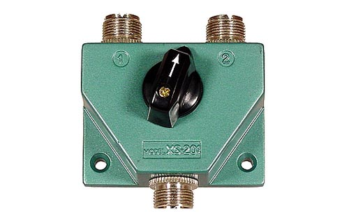 CB Radio 2 Position Coax Switch