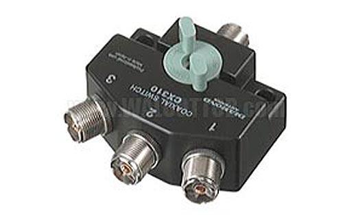 Diamond CX-310 Heavy Duty Wideband Coax Switch