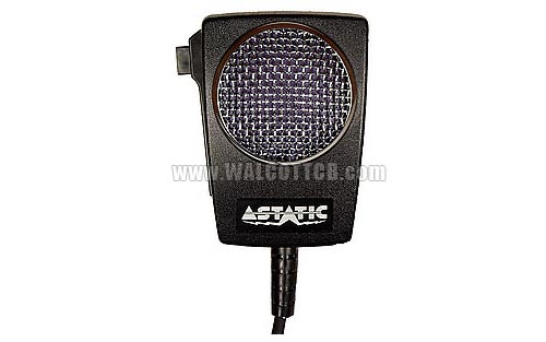 Astatic D104M6B Power Microphone