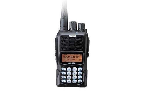 Alinco DJ500TB Type-90 Dual Band 136-174 MHz and 400-480 MHz FM Handheld Ham Radio