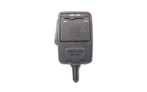 DM-452 Amplified Echo Microphone for CB Radio