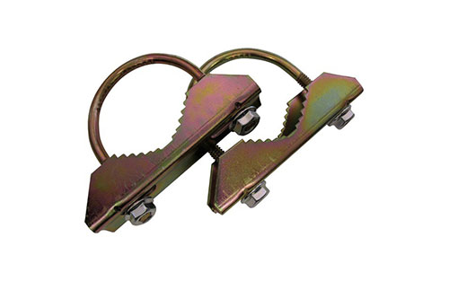 U-Bolt Clamp (pair)