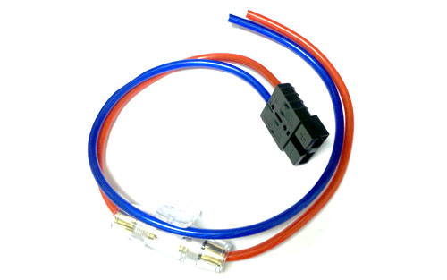 DXCORD Power Cord for Galaxy, Ranger and Connex radios
