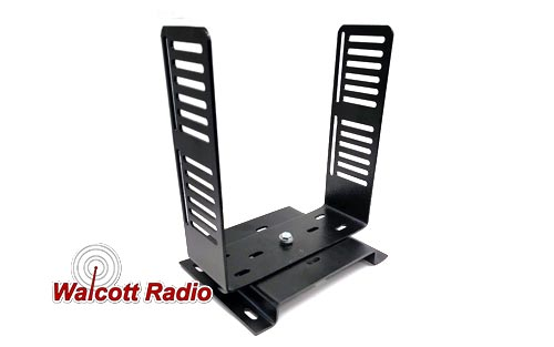 Extra Long Radio Bracket DXXX with Rotating BXXX Base - Includes Swivel Bolt