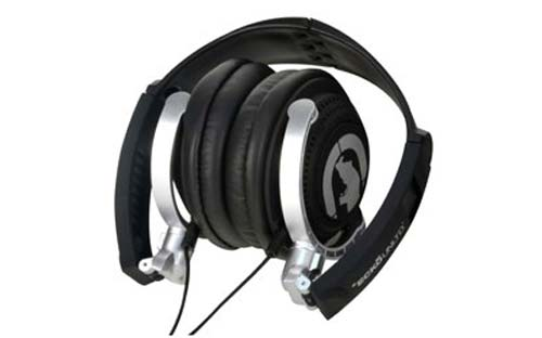 ECKO UNLTD Motion Stereo Headphones w In-Line Microphone