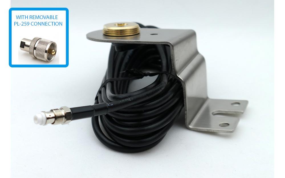 2007 f150 radio antenna adapter
