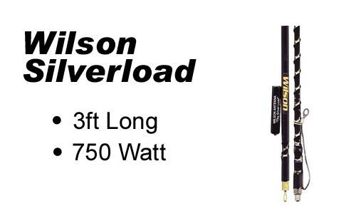 Wilson 3' FGT Silverload Fiberglass Antenna