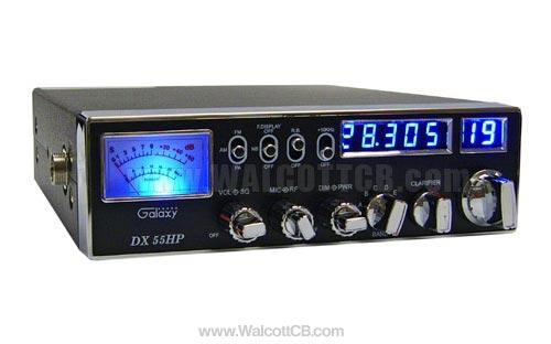 Galaxy DX55HP 10 Meter Radio