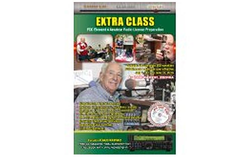 Gordon West Extra Class Amateur License Book + Audo CD's