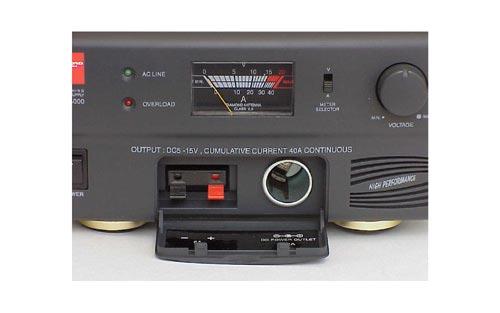Diamond Antenna GZV4000 40 Amp Switching Mode DC Power Supply