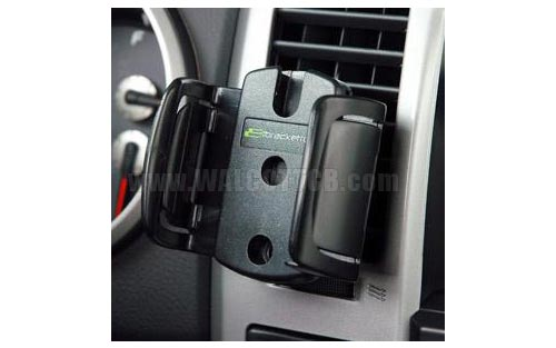 Bracketron IPM202BL Vent Mount for iPods