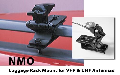Diamond Antenna K515SNMO Luggage Rack Antenna Mount and Coax
