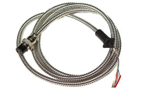 KC4 Metal Microphone Cord