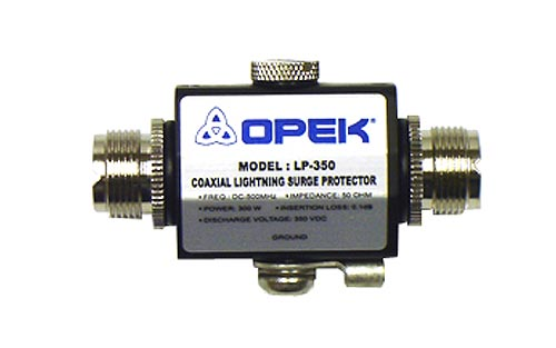 Opek LP350A Lightning Surge Protector For Antennas
