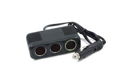 MobileSpec MS312 12 Volt 3 Way Power Adapter