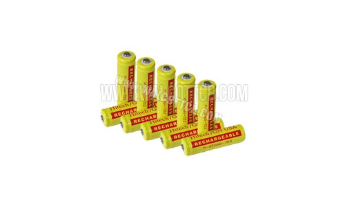 NICADPACK9 NiCad AA Battery 9 Pack for Cobra Handheld