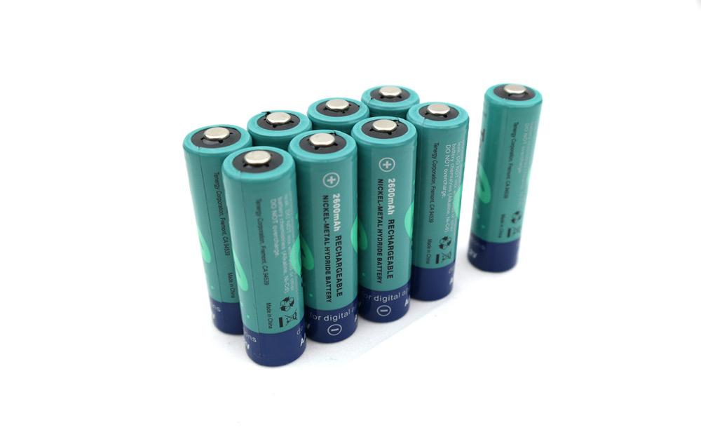 NIMHPACK9 NiMH AA Battery 9 Pack for Cobra Handheld