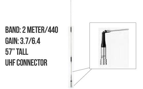 Diamond NR7900A Dualband Mobile Antenna