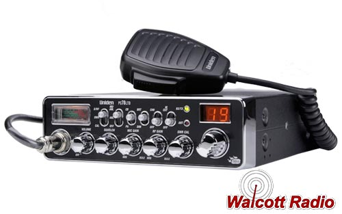 Uniden PC78LTD Limted 50th Anniversary Edition CB Radio