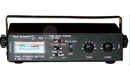 Astatic PDC5 SWR Watt Meter and Antenna Matcher