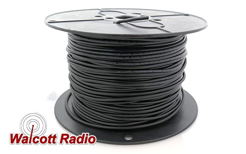 Pro RG58AU Coaxial Cable - SOLD BY FOOT