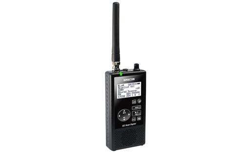 Pre-programmed Handheld Digital Scanner EZ-Use GRE PSR-800