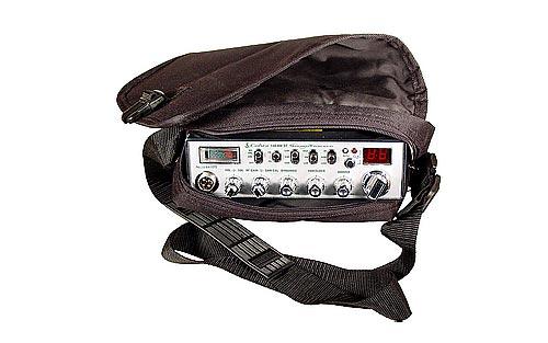 Radiobag CB Radio Tote with Shoulder Strap