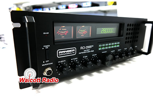 Ranger RCI2995DXCF 10-12 Meter Amateur Base Station Radio