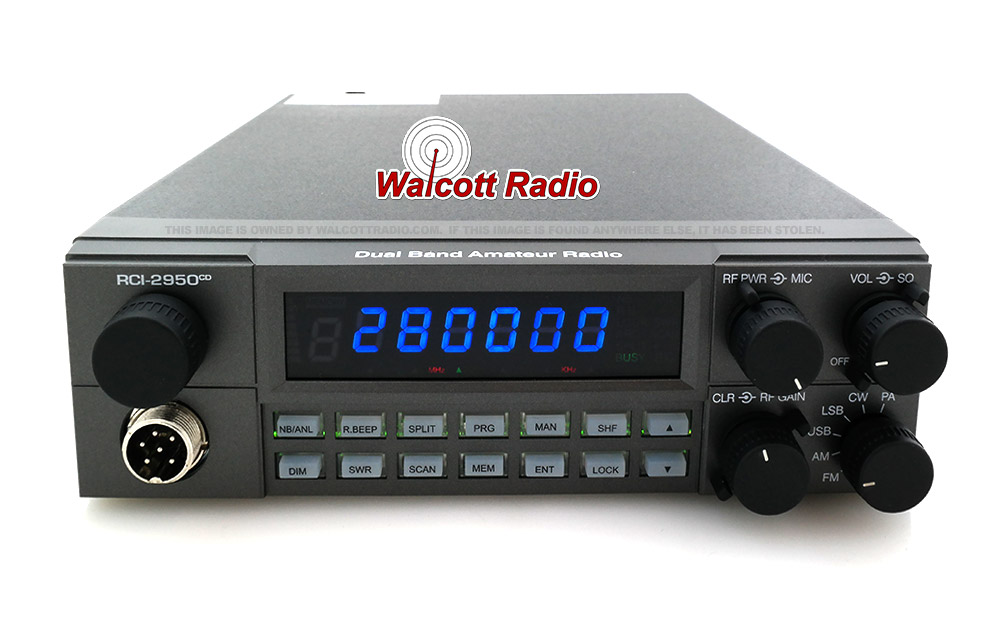 Ranger RCI2950-CD 10-12 Meter Radio Single Sideband (USB/LSB/CW)