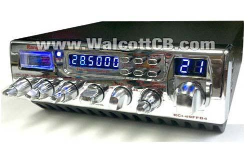 Ranger RCI69FFB4 400 + Watts Modulation SSB 10 Meter Radio