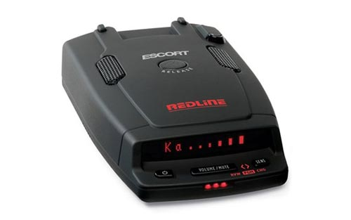Escort REDLINE Maximum Range Radar Detector