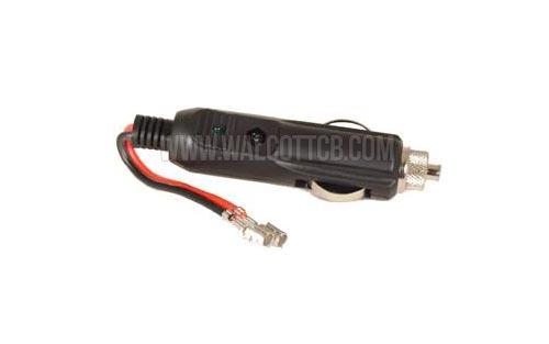 RPPS225 Crimp-on Cigarette Plug - Fused